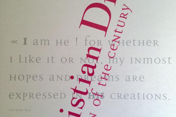 Christian Dior, homme du siècle