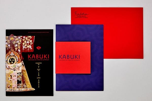 Kabuki- costumes du théâtre japonais